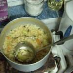 1 a) Supă sau pilaf?