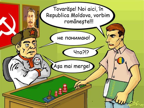 nu inteleg moldoveneste