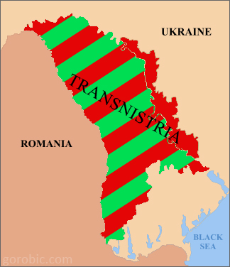 Moldova unita cu transnistria