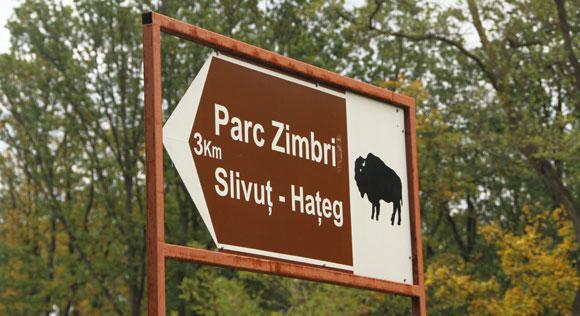 Zimbraria Hateg - Slivut