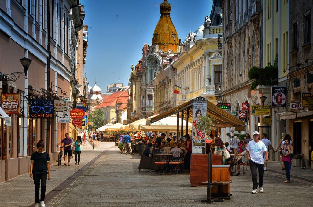 Oraşul Oradea