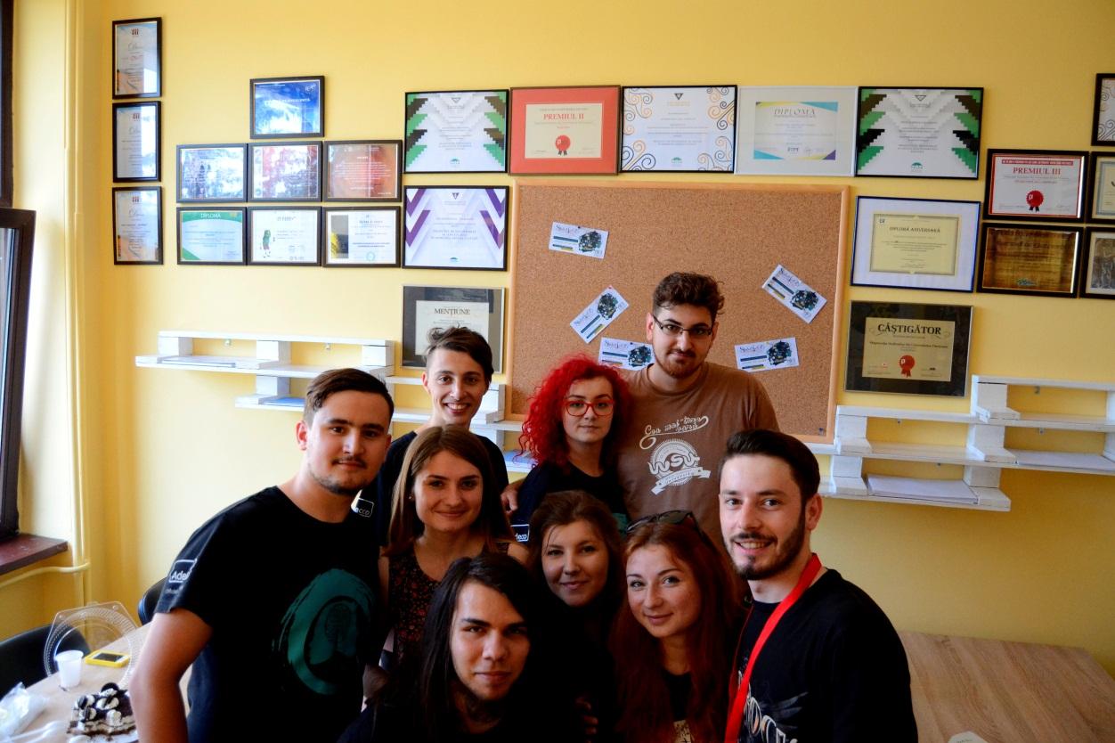 28.05.2016 Participantă la StudentFest 25, Timișoara, OSUT
